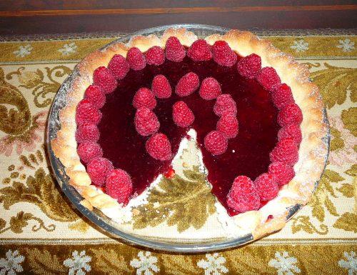 Loganberry Crostata