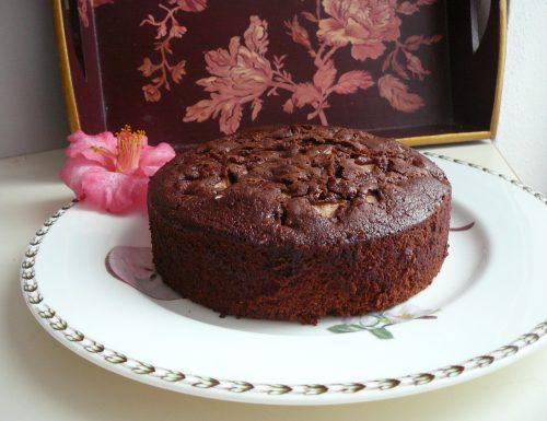 Chocopear Cake