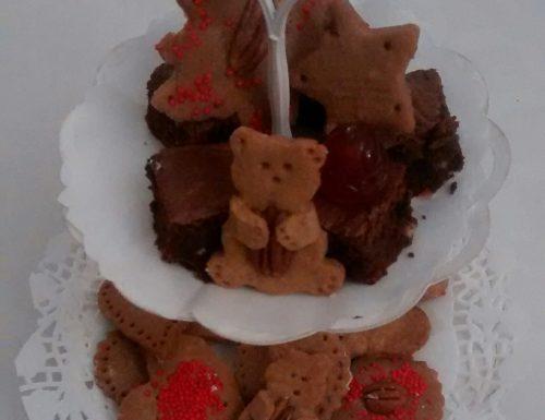 Christmas Honey Bears