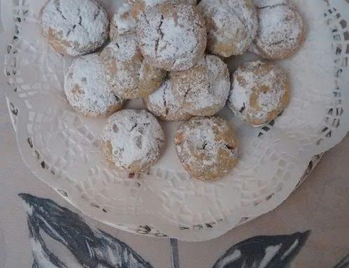 Pistachio Tea Cakes