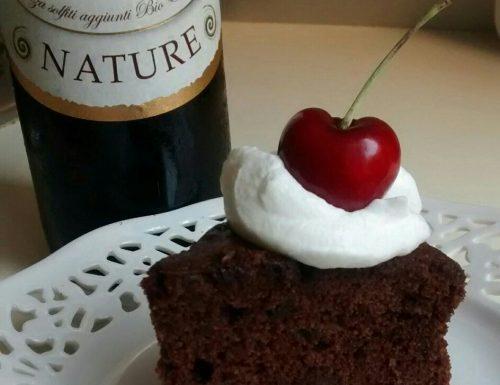Chianti Chocolate Cake