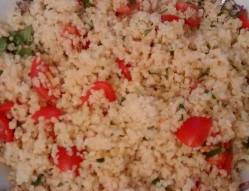 Easy Bulgur Salad