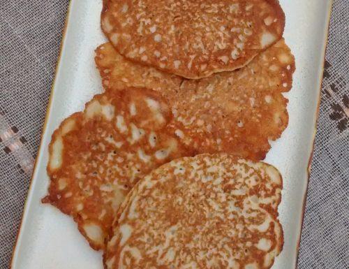 Easy Blender Potato Pancakes
