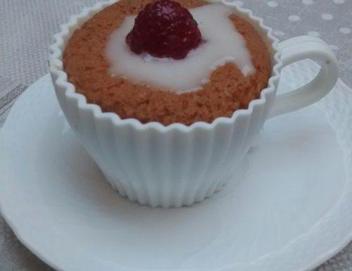 Finnish Almond Cupcakes