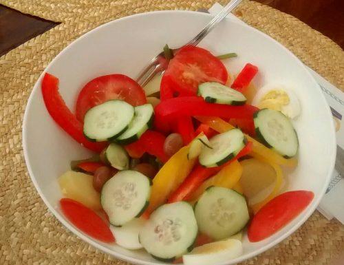 Ligurian Salad