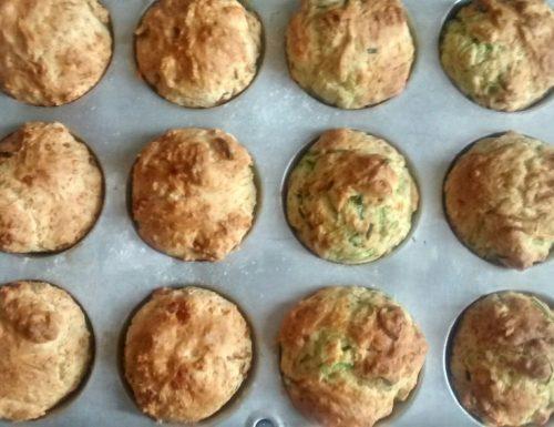 Two Way Savory Muffins