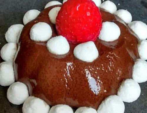 Vegan Chocolate Puddings