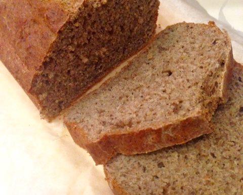 Quick Whole Wheat Health Bread