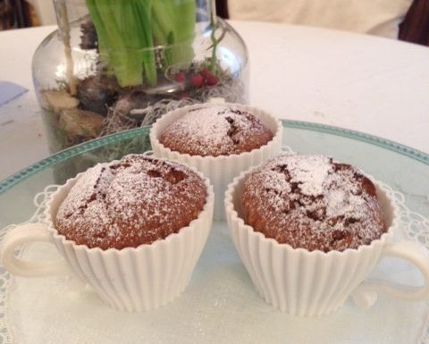 Pistachio Vegan Cupcakes