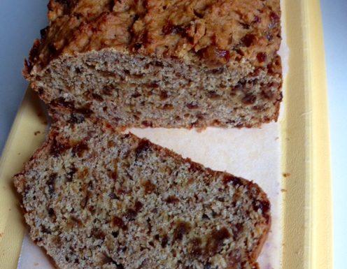 Apricot Quick Bread