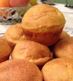 Whole Wheat Popovers