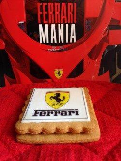 Monza Grand Prix Cookies