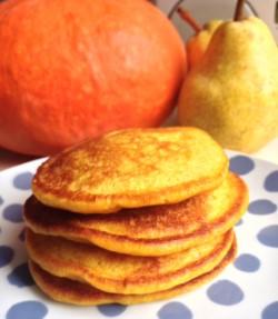 Pumpkin Harvest Pancakes