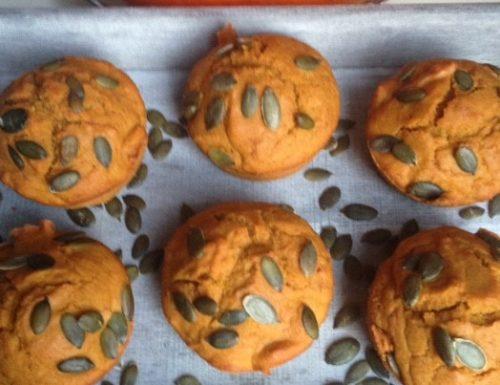 Easy Blender Pumpkin Muffins