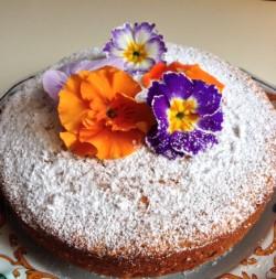 Emily's Coconut Cake