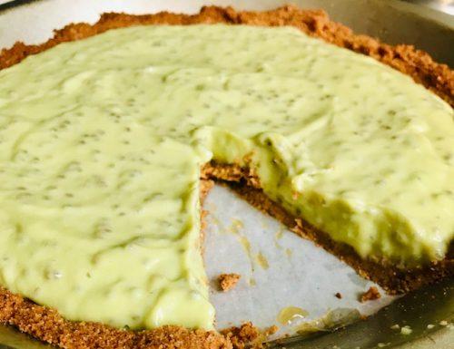Chia Lime Pie