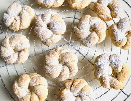 Sicilian Taralli Cookies