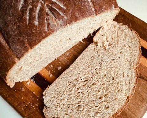 Amish Sourdough Potato Bread